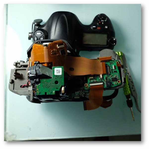 Sửa chữa Nikon D4 - Sửa máy ảnh