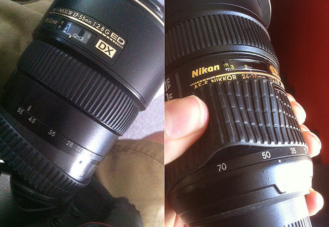 Các vấn đề về kiểm soát chất lượng của Nikon