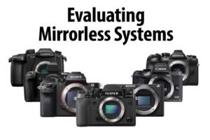 Đánh giá hệ thống camera không gương lật