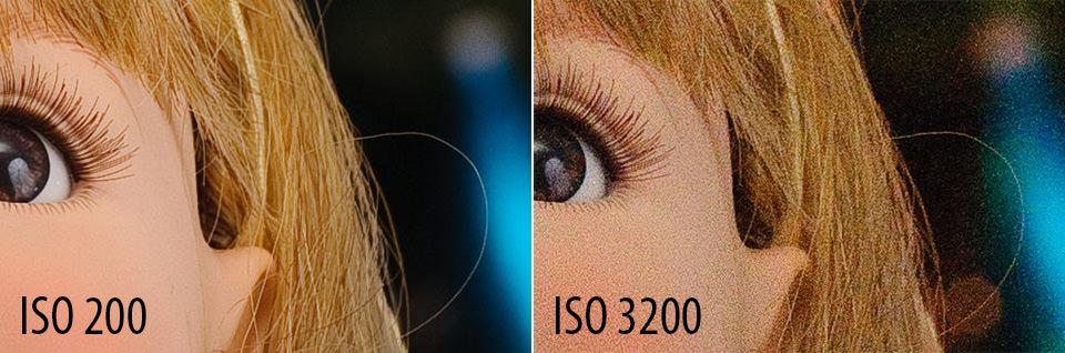 Giới thiệu về ISO trong Nhiếp ảnh