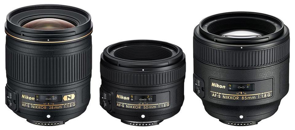Ống kính Nikon Prime nào để mua đầu tiên