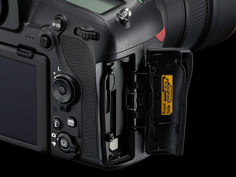 Hướng dẫn tương thích thẻ nhớ máy ảnh