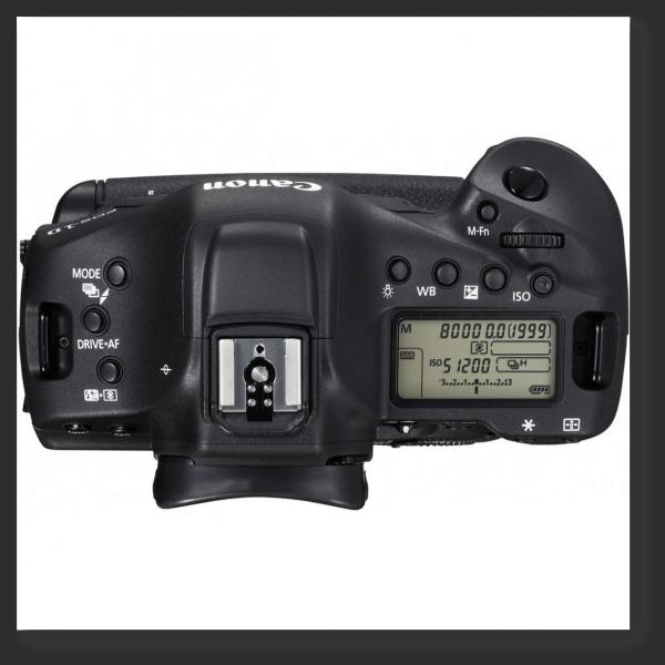 Sửa chữa Canon 1DX - Sửa máy ảnh
