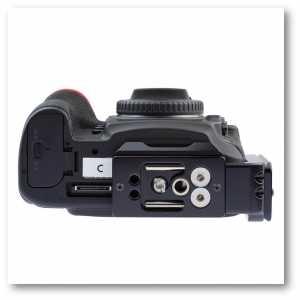 Sửa chữa body Nikon D800 - Sửa máy ảnh