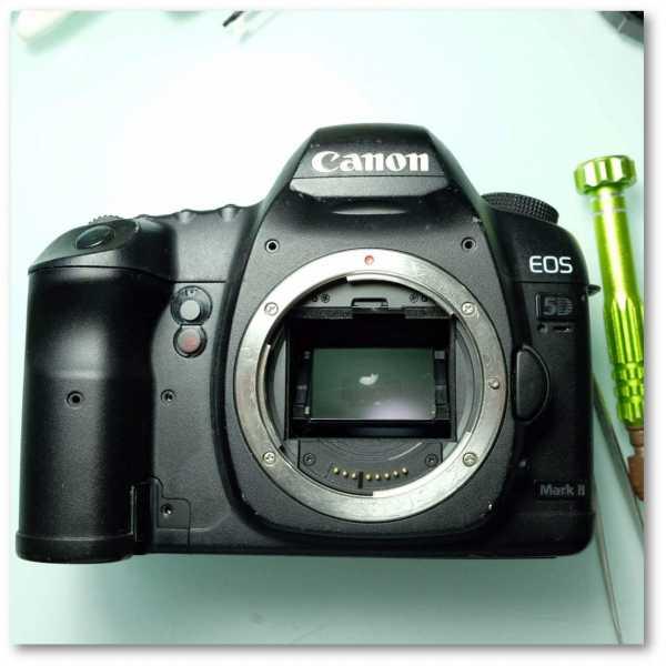 Sửa chữa body Canon - Sửa máy ảnh