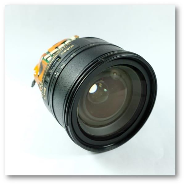 Sửa chữa ống kính Nikon – Sửa máy ảnh