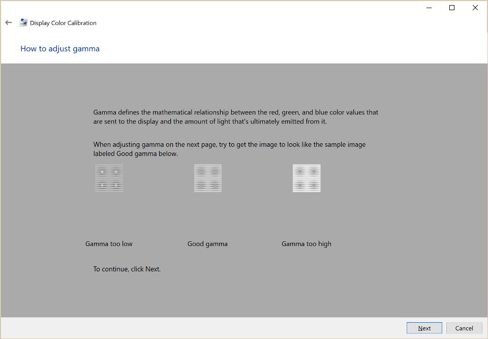 Cách hiệu chỉnh màn hình của bạn
