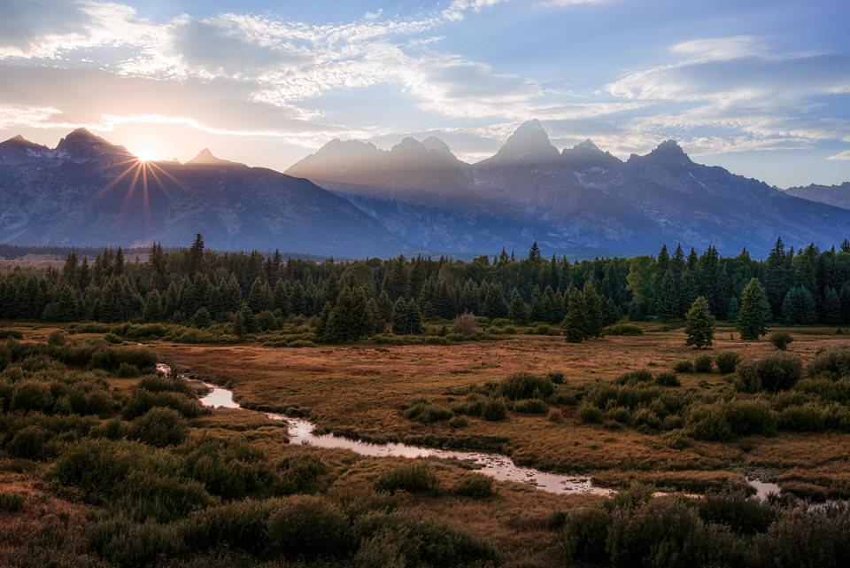 Làm thế nào để tìm phong cảnh đẹp