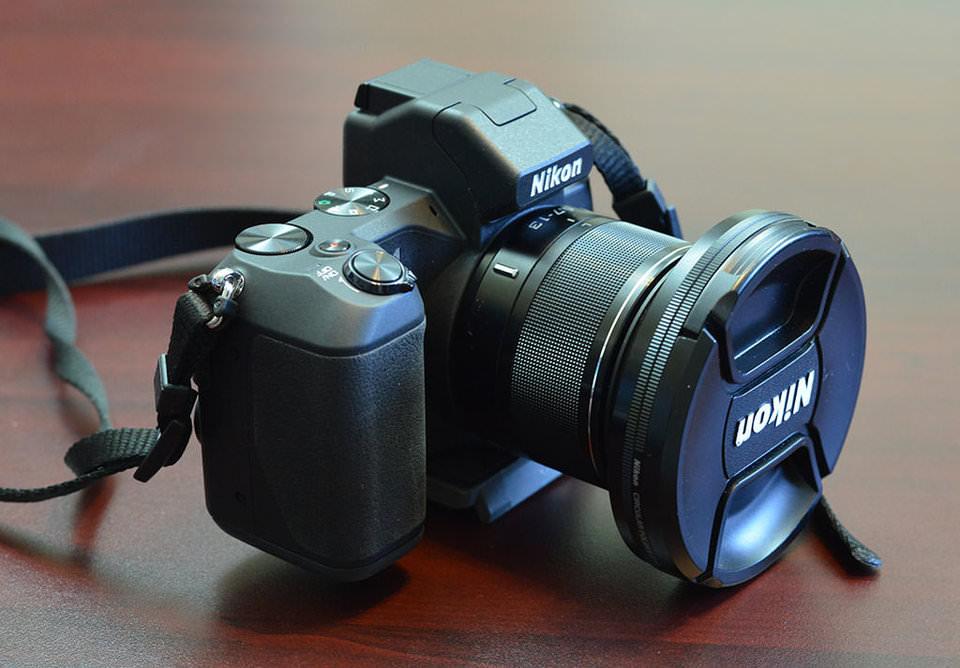 Sử dụng bộ lọc phân cực với máy ảnh Nikon