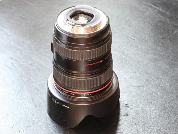 Canon EF 24-105mm F4.0 L IS - Thay thế cáp Flex Err01